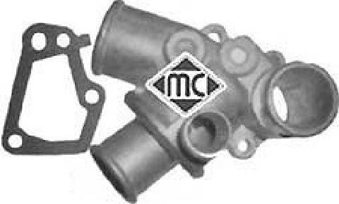 Pieces de thermostat Metalcaucho 03757 (X1)