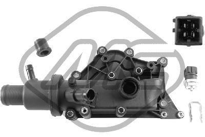 Pieces de thermostat Metalcaucho 03773 (X1)