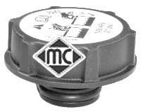 Bouchon, reservoir de liquide de refroidissement Metalcaucho 03801 (X1)