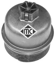 Boitier de filtre a huile Metalcaucho 03837 (X1)