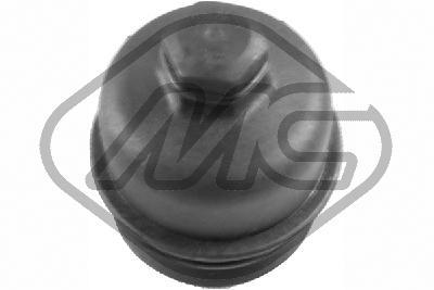 Boitier de filtre a huile Metalcaucho 03839 (X1)