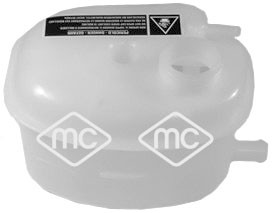 Refroidissement Metalcaucho 03850 (X1)