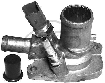 Pieces de thermostat Metalcaucho 03852 (X1)