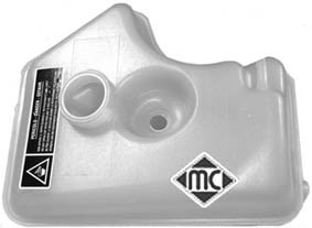 Refroidissement Metalcaucho 03854 (X1)