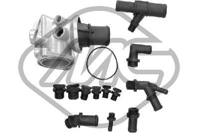 Pieces de thermostat Metalcaucho 03863 (X1)