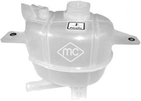 Refroidissement Metalcaucho 03874 (X1)