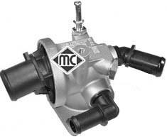 Pieces de thermostat Metalcaucho 03886 (X1)