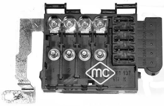 Boite a fusible Metalcaucho 03890 (X1)