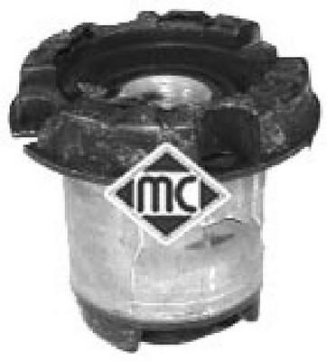 Silentbloc de support essieu Metalcaucho 04079 (X1)