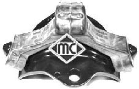Silentblocs d'echappement Metalcaucho 04098 (X1)