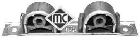 Silentblocs d'echappement Metalcaucho 04121 (X1)