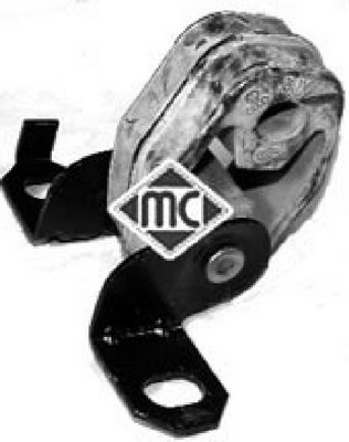 Silentblocs d'echappement Metalcaucho 04122 (X1)