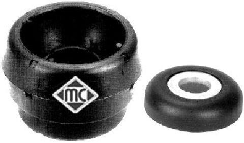 Coupelle d'amortisseur Metalcaucho 04177 (X1)