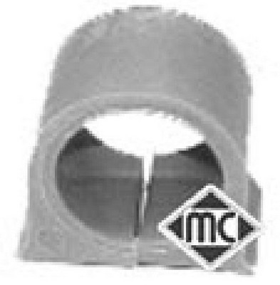 Silentbloc de stabilisateur Metalcaucho 04195 (X1)