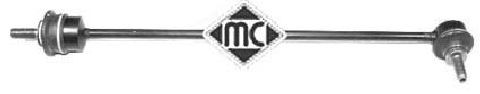 Biellette de barre stabilisatrice Metalcaucho 04243 (X1)