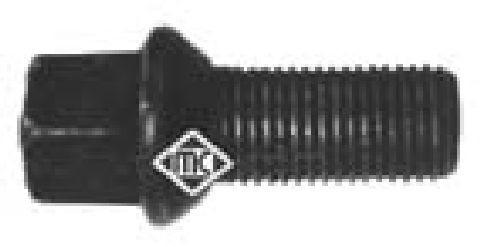 Ecrou / Boulon de roue Metalcaucho 04248 (X1)
