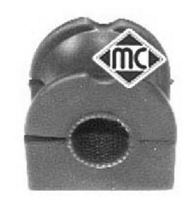 Silentbloc de stabilisateur Metalcaucho 04267 (X1)