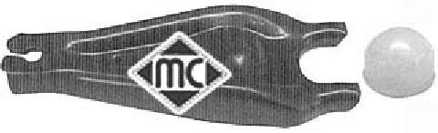 Embrayage, boite de vitesse, cardans Metalcaucho 04297 (X1)