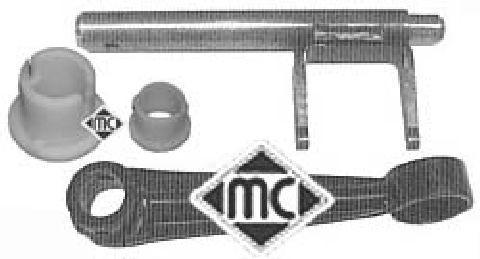 Embrayage, boite de vitesse, cardans Metalcaucho 04300 (X1)