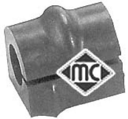 Silentbloc de stabilisateur Metalcaucho 04377 (X1)