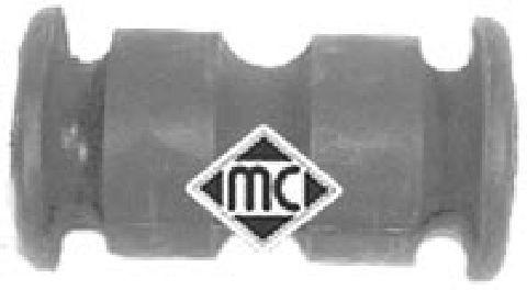 Silentblocs de jumelle de ressort Metalcaucho 04473 (X1)