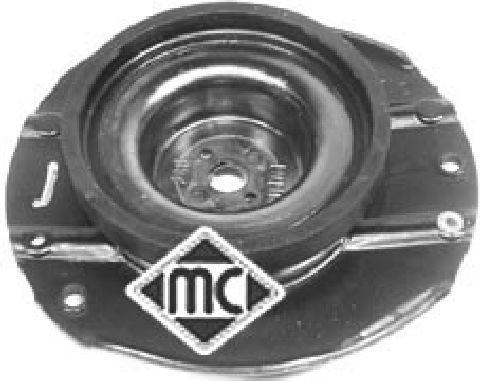 Coupelle d'amortisseur Metalcaucho 04483 (X1)