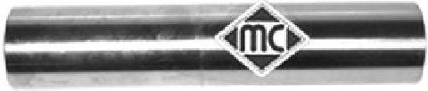 Silentblocs de jambe d'essieu Metalcaucho 04583 (X1)