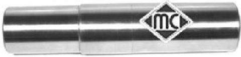 Silentblocs de jambe d'essieu Metalcaucho 04584 (X1)