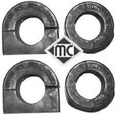 Silentbloc de stabilisateur Metalcaucho 04618 (X1)