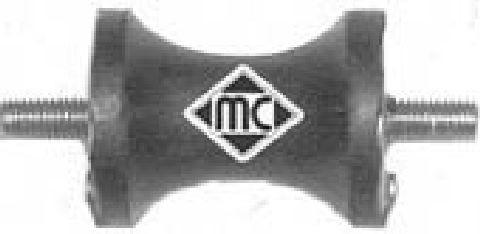 Support filtre aair Metalcaucho 04709 (X1)
