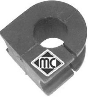 Silentbloc de stabilisateur Metalcaucho 04834 (X1)