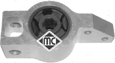 Silentbloc de suspension Metalcaucho 04863 (X1)