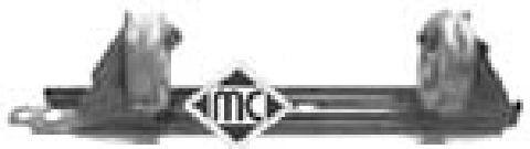 Silentblocs d'echappement Metalcaucho 04870 (X1)
