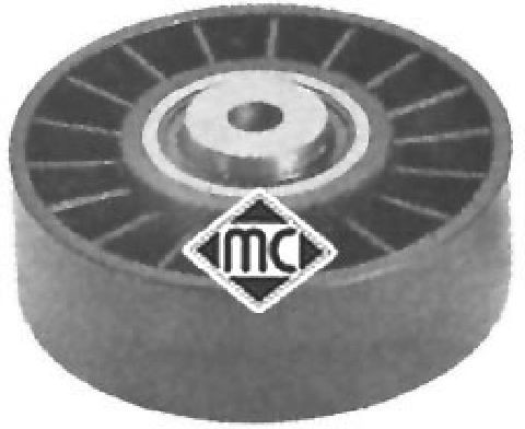 Galet tendeur accessoires Metalcaucho 04926 (X1)