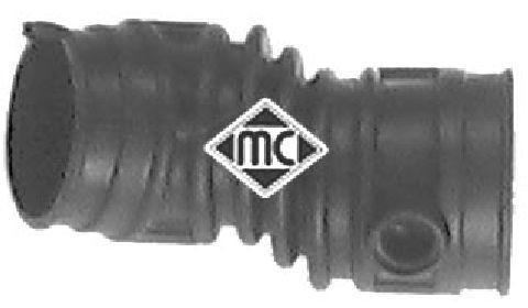 Tuyau d'aspiration, alimentation d'air Metalcaucho 04973 (X1)