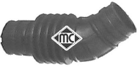 Tuyau d'aspiration, alimentation d'air Metalcaucho 04975 (X1)