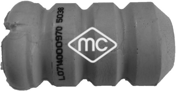 Butee d'amortisseur Metalcaucho 05038 (X1)