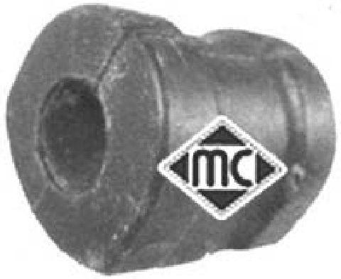 Silentbloc de stabilisateur Metalcaucho 05073 (X1)