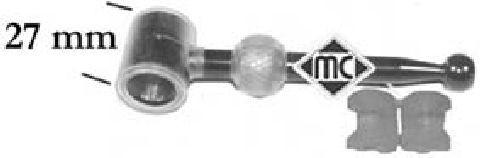 Accessoires de boite de vitesse Metalcaucho 05095 (X1)