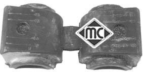 Silentbloc de stabilisateur Metalcaucho 05237 (X1)