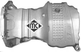 Carter d'huile Metalcaucho 05495 (X1)