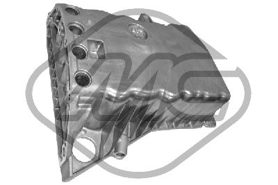 Carter d'huile Metalcaucho 05496 (X1)