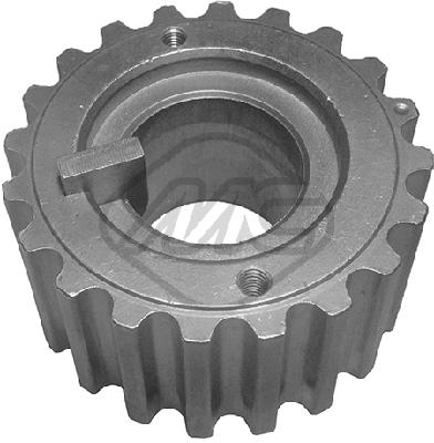 Pignon de vilebrequin Metalcaucho 05543 (X1)