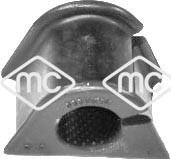 Silentbloc de stabilisateur Metalcaucho 05568 (X1)