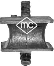 Silentblocs de ressort à lames Metalcaucho 05744 (X1)