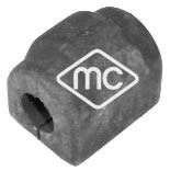 Silentbloc de stabilisateur Metalcaucho 05850 (X1)