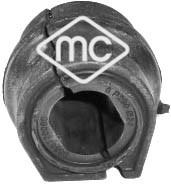 Silentbloc de stabilisateur Metalcaucho 05909 (X1)