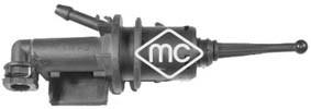 Emetteur d'embrayage Metalcaucho 05939 (X1)