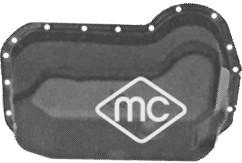 Carter d'huile Metalcaucho 05958 (X1)