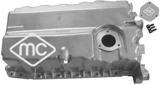 Carter d'huile Metalcaucho 05966 (X1)